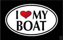 I love my boat