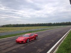 """""""A Zip Around the Circuit with Ferrari"""" by @ThePlanetD Travel"""