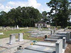 Bethel Primitive Baptist Church Cemetery, Blakely, GA