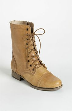 Steve Madden 'Troopa' Boot available at #Nordstrom http://shop.nordstrom.com/s/steve-madden-troopa-boot/3132609