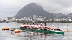 Das bringt der Tag in Rio: Ruderer auf Goldkurs, ein Harting im Finale
