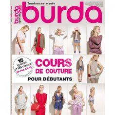 Burda Style Cours de Couture pour débutants. - MAGAZINES