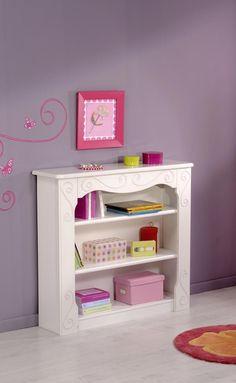 Bücherschrank Alice kaufen? ✔ Kindermöbel von der Marke Parisot ✔ Schnelle Lieferung ✔ Sicher online shoppen ✔ Guter Service