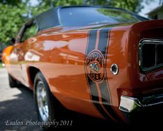 Dodge Super Bee Classic muscle car vintage by EsalonPhotography, $20.00