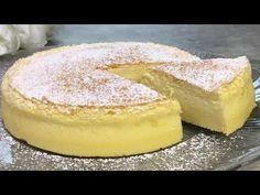 😍 Alle lieben diesen Kuchen mit NUR 3 ZUTATEN 🙋und jeder will das Rezept haben! # 62 - YouTube Cheesecake Recipes, Pudding, Desserts, Youtube, Cheese Cakes, Food, Eat, Sugar, Kitchens