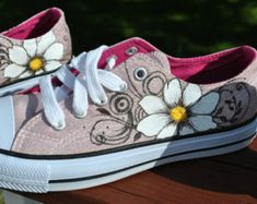 New Dentist shoes made to order Life is by AnnetasticDesigns