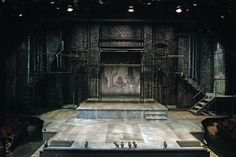 cool sweeney todd scenic design