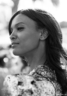 Cannes, Liya Kebede / Garance Doré