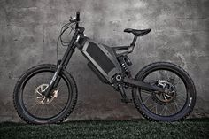 STEALTH ELECTRIC BIKES THE BOMBER