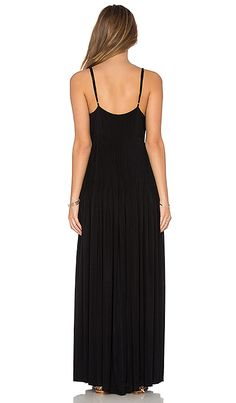 Shop for Indah Uma Pleat & Button Maxi Dress in Black at REVOLVE. Free 2-3 day shipping and returns, 30 day price match guarantee.