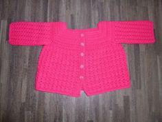 gehaakt vest roze: http://link.marktplaats.nl/m912069227