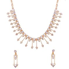 Shop The Latest Rangle Of Stylish Necklaces. Pay COD. Shop Now! https://jackjewels.in/Product/5349/jack-jewels-neckpiece-for-womens
