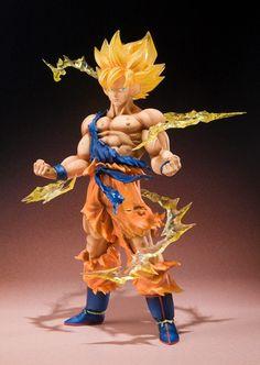 DBZ Son Goku SSJ Figuarts ZERO