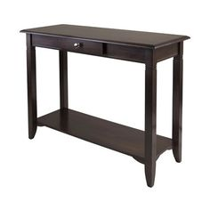Winsome Wood 40640 Nolan Console Table with Drawer