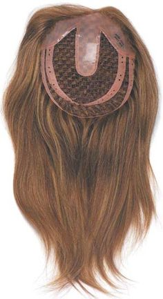 Long Human Hair Medical Grade Topper by New Concepts. For those with thinning hair due to hereditary conditions. The New Concepts line is formerly known as Amore Supreme by Rene of Paris. Halo Hair Extensions, Hair Due, Best Wigs, Hair Toppers, Hair Density, African American Women, Celebrity Hairstyles, Synthetic Wigs, Human Hair Wigs