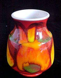 Poole Delphis Vase