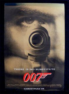 "Pierce Brosnan makes his debut as ""007"" James Bond in Ian Fleming's Goldeneye. #Bond50"