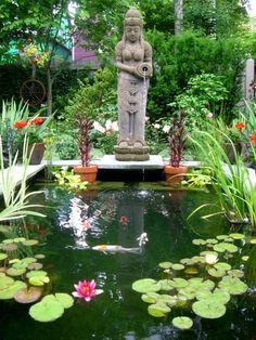 A Baynes Street garden on Garden Walk Buffalo.