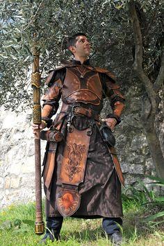 Morphis's armour by maxschiavetta.deviantart.com on @deviantART