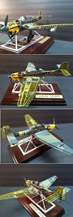 Junkers Ju-87 Stuka | Unknown scale