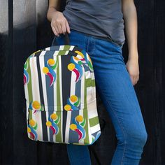 Backpack sold by Love . Shop more products from Love on Storenvy, the home of independent small businesses all over the world. Sports Activities, Are You The One, Laptop, Weather, Backpacks, Pockets, Medium, Separate, Room