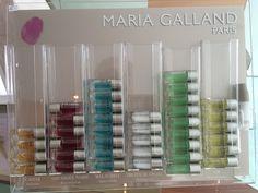 Les essences... Verwen je huid met essences van Maria Galland.. #institut heidi#