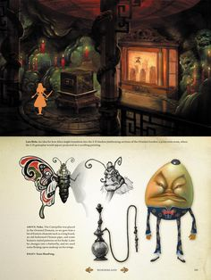 The Art of Alice Madness Returns - 121