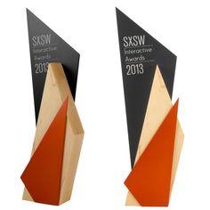 sxsw trophies texas tech conference