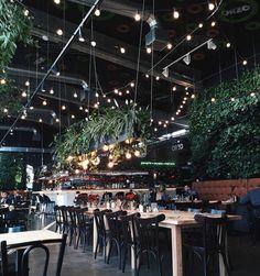 Orzo Nature - beautiful restaurant in Krakow, Poland