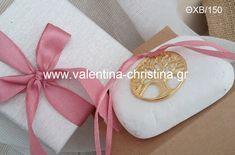 Δέντρο της ζωής με πέτρα Christening, Gift Wrapping, Projects, Gifts, Wedding, Gift Wrapping Paper, Log Projects, Valentines Day Weddings, Blue Prints
