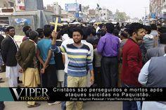 Ataques terroristas contra a Igreja Católica Romana e Igreja de Cristo na cidade de Lahore no Paquistão deixando até o momento, 15 pessoas mortas e outras 70 gravemente feridas ...  Leia mais em: http://www.vipertechnology.com.br/?p=5800