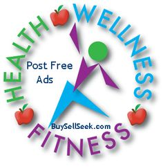 Post Free Health and Fitness Ads  http://www.buysellseek.com/buysell/1/beauty-health.html