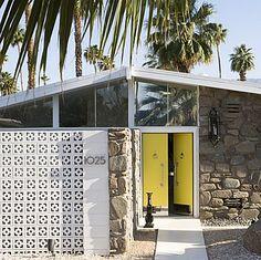Palm Springs Regency by David Jimenez Exclusive Home Design