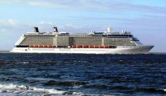 Celebrity Reflection is one of many vessels cruising the Caribbean