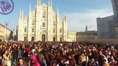 Cose Fighe: LMFAO festeggiati con un FlashMob da CreativiDigitali e CentroDanzaRicerca    a dance flash mob in Milan for LMFAO!  Thank u all toghether!