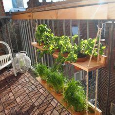 8 großartige Ideen für einzigartige Balkonmöbel! - DIY Bastelideen