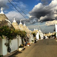 PUGLIA, ITALY -- Alberobello in southern Puglia is the city of fanciful trulli, which are clustered in a settlement dating back to the mid-14th century. The fairytale landscape, a UNESCO World Heritage site, includes several trulli restored as vacation rentals. http://on.natgeo.com/1eauKbq