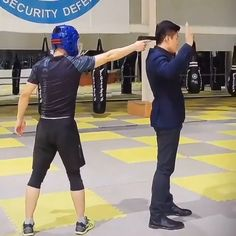 Fitness Workouts, Gym Workout Videos, Gym Workout For Beginners, Boxing Workout, Martial Arts Techniques, Self Defense Techniques, Martial Arts Videos, Self Defense Moves, Self Defense Martial Arts