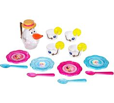 Disney Frozen Olaf Teaset http://www.parentideal.co.uk/argos---disneys-frozen.html