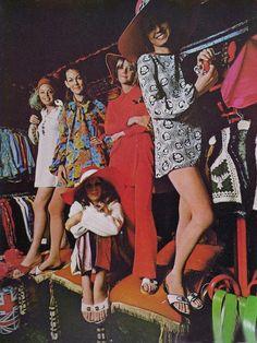✿ 60's Fashion ✿