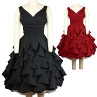 Rockabilly Dress - Pinup clothing - retro dress - viva las vegas weekend