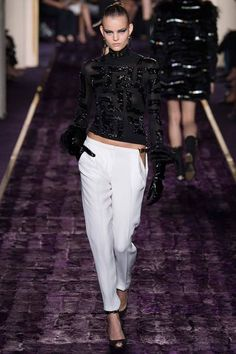 Atelier Versace | Fall 2014 Couture Collection |