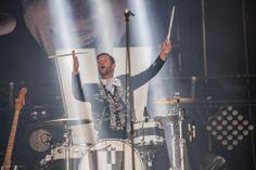 Chris Dangerous Rock, Concert, Live, Bands, Skirt, Locks, Concerts, The Rock, Rock Music