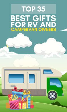 More than 70 million households in the U.S. consider themselves camping households.  Or perhaps you know one of the half-million Americans that call their RV their primary residence?  Give one our great gifts for RV Best Travel Gifts, Best Gifts, Gifts For Rv Owners, Retirement Gifts For Men, Kayaking Gear, Great Gifts For Women, Family Outing, Unusual Gifts, How To Make Bows