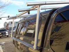 Colmin-X Pickup Topper Racks Photo Gallery Cargo Rack, Denver, Custom Trucks, Pick Up, Ladders, Photo Galleries, Van, The Unit, Vans