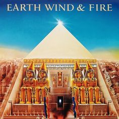 EARTH WIND AND FIRE - ALL'N ALL - VINYL LP   in Salford, Manchester   Gumtree