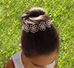 Flower Girl Headband Flower Girl Hair Accessories by Umis
