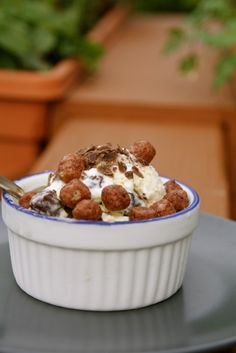 Cocoa Puffs Ice Cream | The Stepford Liberal