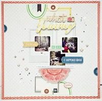 A Project by *Jaime Warren* from our Scrapbooking Gallery originally submitted 05/28/12 at 10:40 AM