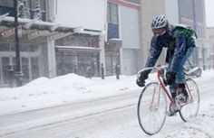 The Average Road Cyclist: When Is It Too Cold to Ride Your Bicycle?